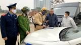 Đội Cảnh sát giao thông số 7 tăng cường xử lý vi phạm trật tự an toàn giao thông