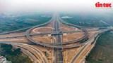 Toàn cảnh hai dự án giao thông trọng điểm trước ngày thông xe tại Hà Nội