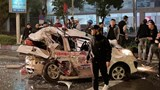 Tai nạn giao thông mới nhất hôm nay ngày 6/1: Xe bán tải tông nát taxi, một người nguy kịch