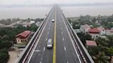 Cầu Thăng Long chính thức thông xe