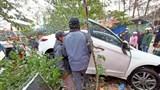 Tai nạn giao thông mới nhất hôm nay 9/1: Xe ô tô mất lái lao vào chợ cóc, nhiều người bị thương