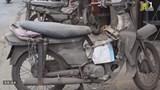 Nan giải thu hồi xe máy cũ nát