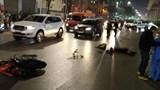 Hà Nội: Tạm giữ nam thanh niên điều khiển xe máy tông tử vong 2 người trên đường Nguyễn Trãi