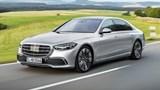 Vì sao Mercedes-Benz S-Class 2021 vừa ra mắt đã triệu hồi?
