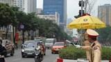 Lực lượng cảnh sát giao thông phân luồng, bảo đảm giao thông phục vụ Đại hội Đảng