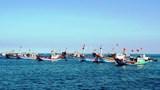 Bảo đảm an toàn tàu thuyền trước nguy cơ sóng biển cao 5m