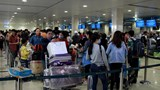 Sân bay lên phương án chống nghẽn dịp Tết
