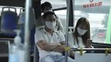 Hà Nội: Hành khách đi xe buýt bắt buộc phải đeo khẩu trang phòng dịch Covid-19