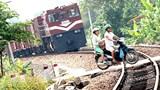 Tiếp tục nâng cấp, cải tạo đường ngang qua đường sắt