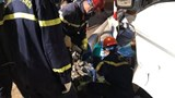 Tai nạn giao thông đặc biệt nghiêm trọng ở Nghệ An, 3 người tử vong