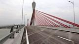 Các phương tiện được lưu thông qua cầu Cửa Hội từ hôm nay