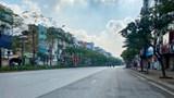 Hà Nội: Đường phố thưa vắng, giao thông êm thuận những ngày cuối năm Canh Tý