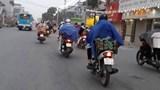Ngày cuối kỳ nghỉ Tết, đường phố Hà Nội thông thoáng