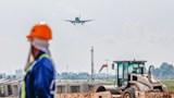 Dự án sửa đường băng sân bay Nội Bài đang ra sao?
