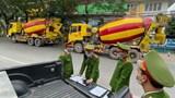 Quận Thanh Xuân: Xử lý hàng loạt xe bồn vi phạm