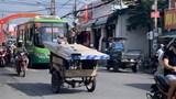 """TP Hồ Chí Minh: Đề xuất """"khai tử"""" xe thô sơ vào nội đô sau năm 2025"""