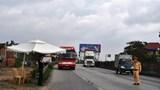 Tổng cục Đường bộ chỉ đạo khẩn về việc chở hàng qua chốt kiểm dịch trên Quốc lộ 18