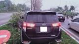 Clip diễn biến vụ tai nạn liên hoàn ở Mê Linh