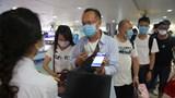 Bảo đảm 100% hành khách khai báo y tế điện tử trước khi lên máy bay