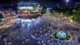 Hà Nội: Phố đi bộ Hồ Gươm sẽ mở trở lại từ 19 giờ ngày 12/3/2021