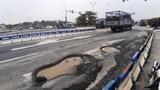 Cao tốc Đà Nẵng – Quảng Ngãi lại hỏng, phải lập Tổ giám định để sửa chữa đường