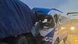 Nguyên nhân ban đầu vụ tai nạn giao thông khiến 2 người chết tại Nghệ An