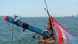 Quảng Nam: Chìm tàu câu mực, 47 ngư dân được cứu vớt an toàn