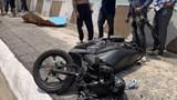 Lao xe máy xuống vực, người đàn ông tử vong