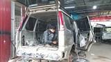 Thủ tục hoán cải xe khách cũ thành xe tải chở hàng hóa