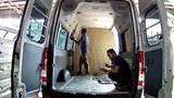 Hoán cải xe khách cũ thành xe chở hàng: Tiềm ẩn nhiều hệ lụy