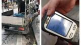 Hà Nội: Tài xế xe ba bánh bị phạt kịch khung lỗi nồng độ cồn