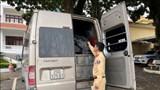 Quảng Ninh: Bắt giữ xe tải vận chuyển 5 tấn than trái phép