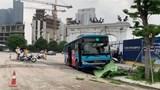 Hà Nội: Xe buýt đâm tử vong người đi bộ