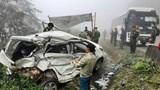 Tai nạn giao thông mới nhất hôm nay 9/4: Xe con đấu đầu xe khách, 2 quân nhân tử vong thương tâm
