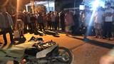 Ô tô tông 2 người chết, 6 người bị thương ở Quảng Nam
