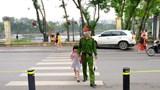 """Xây dựng mô hình """"Cổng trường an toàn - văn minh"""" tại trường Tiểu học và THCS Nghĩa Tân"""