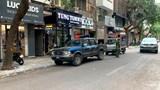 Xử lý vi phạm gây cản trở, mất an toàn giao thông trên phố Lê Ngọc Hân