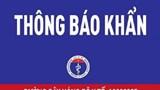 Tìm người đi trên xe khách (43B-048.78) tuyến Đà Nẵng - Hà Nội liên quan đến ca Covid-19