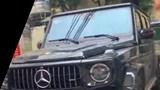 Hà Nội: Phát hiện siêu xe Mercedes G63 mang biển số giả
