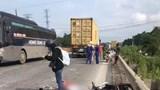 Cô gái đi xe máy về quê nghỉ lễ gặp tai nạn tử vong