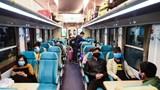 Cuối tháng 5/2021, đường sắt bổ sung nhiều chuyến tàu chạy cao điểm mùa hè