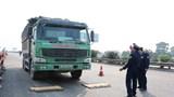 Hơn 14.000 xe quá tải bị phát hiện, xử phạt chỉ trong vòng 1 tháng