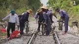 Đường sắt thiếu vốn bảo trì - Nguy cơ mất an toàn chạy tàu