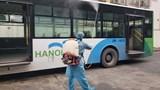 Hà Nội: Tăng cường công tác phòng chống dịch Covid-19 trong hoạt động vận tải