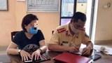 Lùi xe Innova trên cao tốc Hà Nội - Thái Nguyên, nữ tài xế bị phạt nặng
