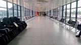 Sân bay Nội Bài bất ngờ đóng cửa sảnh E