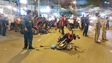 Nghi vấn kẻ cướp giật gây tai nạn làm 4 người thương vong