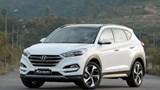 Triệu hồi gần 24.000 xe Hyundai Tucson