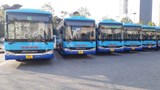 100% xe buýt Hà Nội được lắp đặt camera giám sát