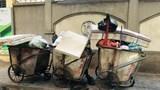 Ô nhiễm môi trường từ xe tập kết rác thải trong khu dân cư